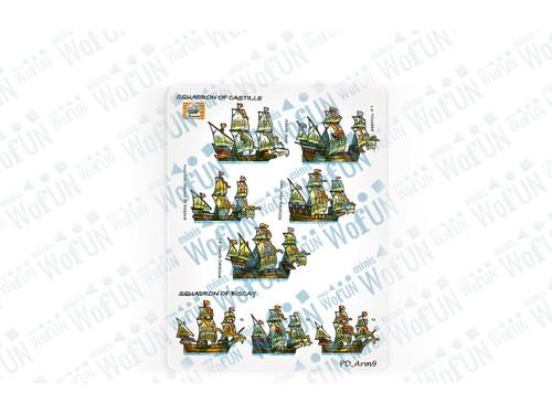 Squadron of Castille 2