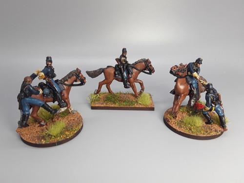 28mm US Cavalry rescue