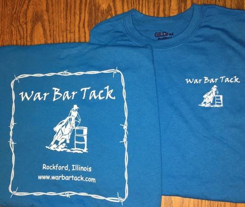 War Bar Tack T-Shirts