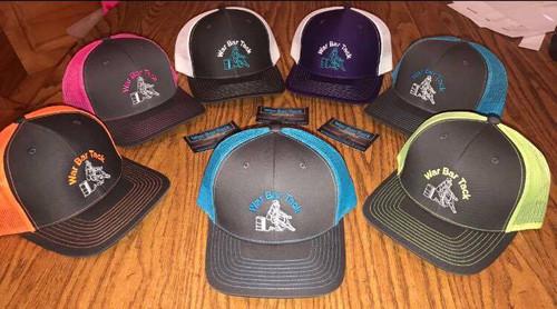War Bar Tack Hats