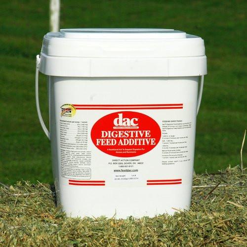 DAC Digestive Feed Additive (DDA) - 20lb