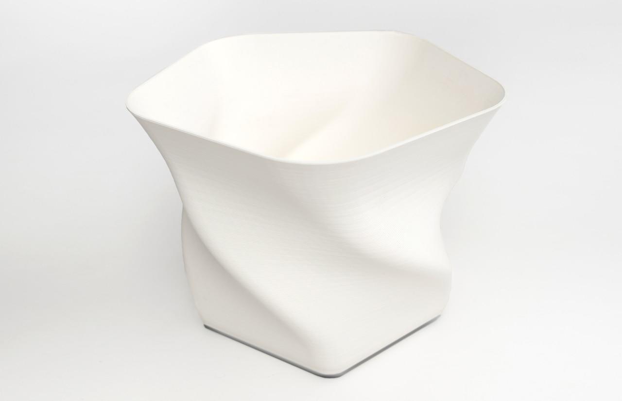 Model No 413 Citrine Ice Bucket