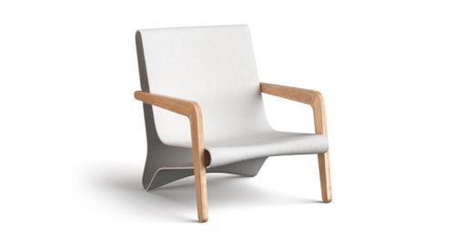 Model No Solis Adirondack Chair