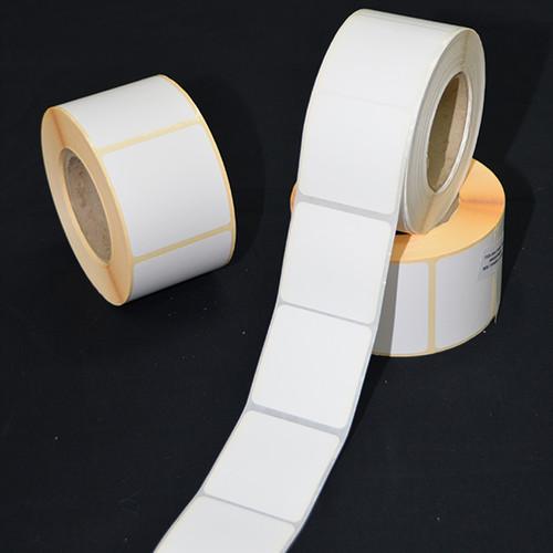80mm x 80mm Roll Labels (76mm Core) - Box of 4 Rolls (1000 Labels per Roll)
