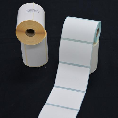 74mm x 102mm Roll Labels (25mm Core) - Box of 4 Rolls (500 Labels per Roll)