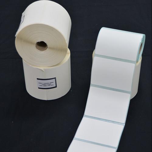74mm x 102mm Roll Labels (25mm Core) - Box of 4 Rolls (1000 Labels per Roll)
