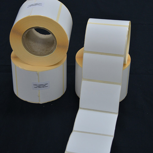 47mm x 100mm Roll Labels (75mm Core) Box of 4 Rolls (3000 Labels per Roll)