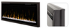The IgniteXL trim kit allows you to install the Fireplace into a 2x4 wall