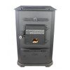 Breckwell SP8500  Multi-Fuel Furnace Front