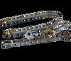 CROSSFIRE CFBL130 Linear Brass Burner