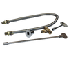 CROSSFIRE CFBCTXL120 Circular Tree-Style Brass Burner