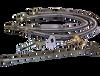 CROSSFIRE CFBR510 Radial-Style  Brass Burner