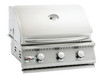 """Sizzler Summer Set 26"""" Built In Stainless Steel Gas Grill. Affordable High quality BBQ"""