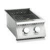 Summerset Sizzler Double Side Burners - SIZSB2