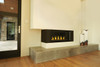 "Napoleon Vector 38"" Single Sided Direct Vent Gas Fireplace - LV38N-1"