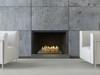 Empire Contemporary Loft Series Vent-Free/Vented Burner - Millivolt with On/Off Switch - 40,000BTU - VFRL30