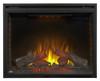Ascent Electric Fireplace - Orange