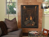Empire Forest Hills Portrait-Style Traditional Direct-Vent Fireplace