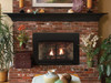 Innsbrook DV Clean-Face Traditional Fireplace Insert - Millivolt Control with On/Off Switch - Large - DVC28IN31