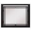 Optional Double Glass Door kit