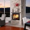 Dimplex Revillusion 36 inch Portrait Built-In Electric Firebox - RBF36P