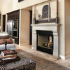 Superior DRT40ST See Through Fireplace