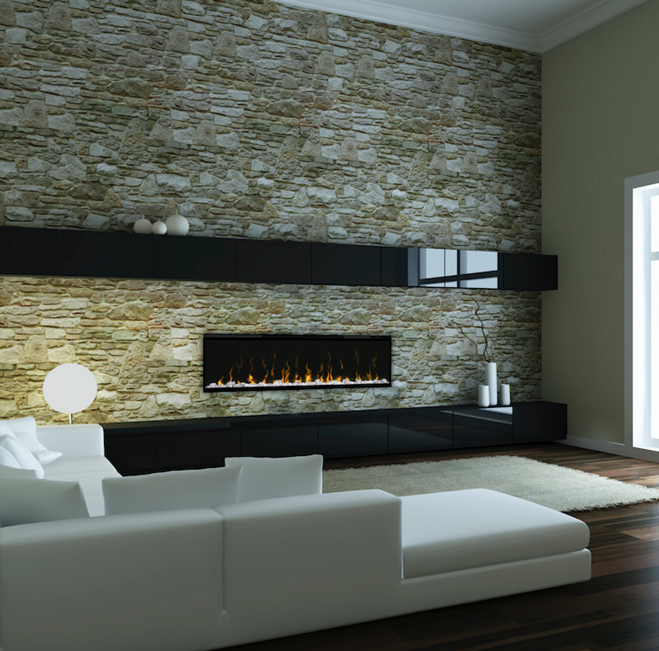 Ignite Xl Linear Electric Fireplaces