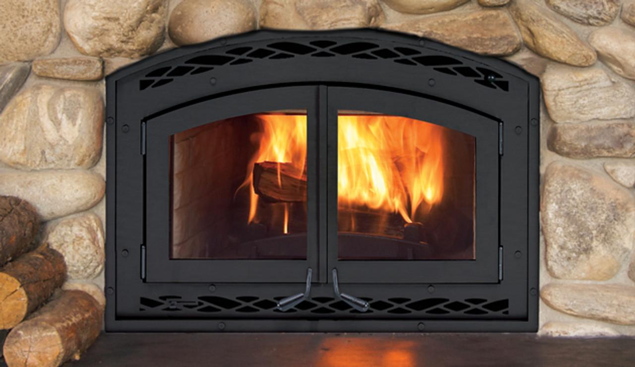 Astria Montecito Estate - BIS Wood-Burning Fireplace