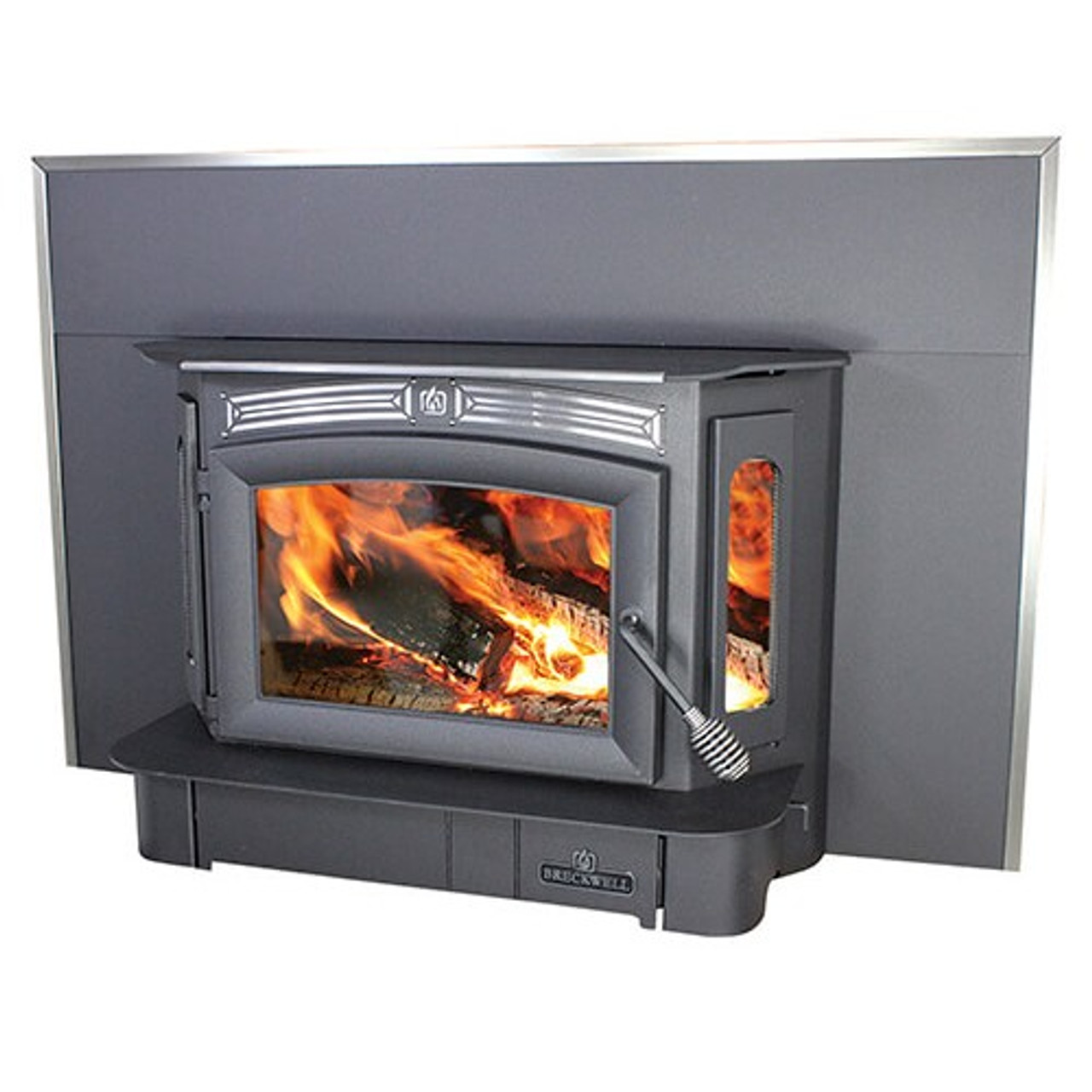 Breckwell SW940 Bay Front Wood Stove/Insert