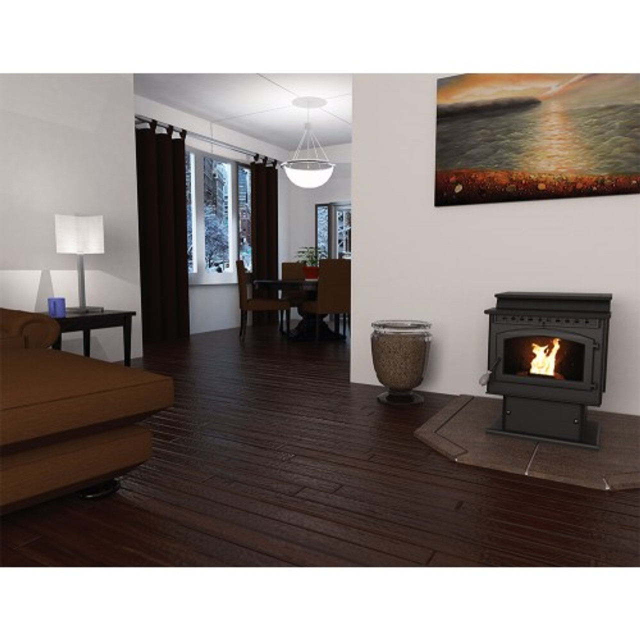 Breckwell Sonora SP23 Pellet Stove