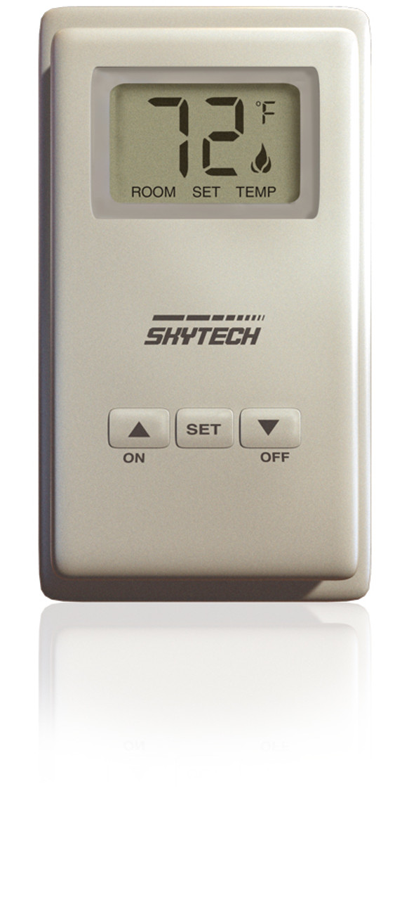 Skytech Battery Operated Wireless Wall Remote TS-R-2A