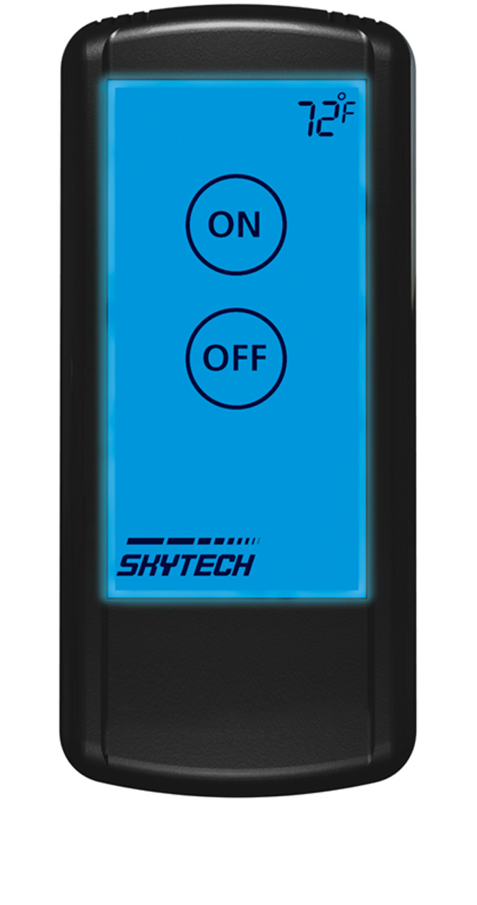 Skytech Battery Operated Skytouch Series Touch Screen Remote 5001