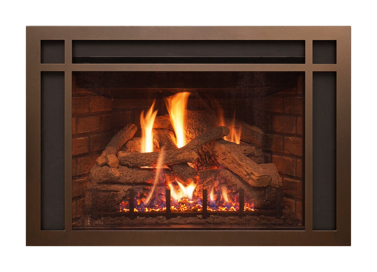 Realfyre Direct Vent iSeries Gas Inserts (IPI)