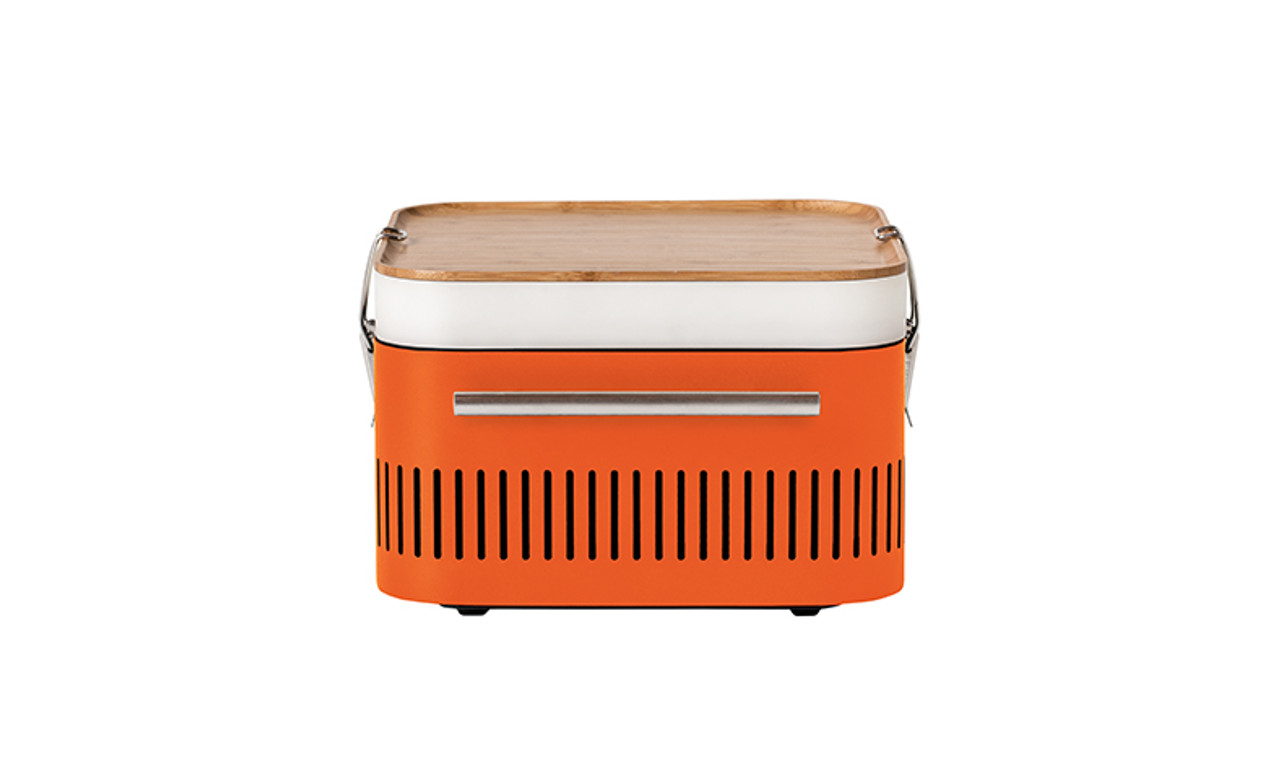 Everdure CUBE Charcoal Portable Barbeque by Heston Blumenthal