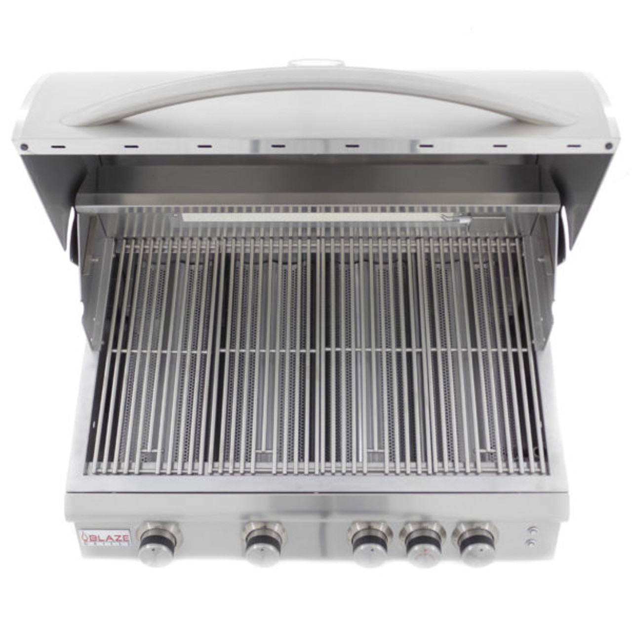 Blaze 4 Burner LTE Grill Built-In Grill with Lights