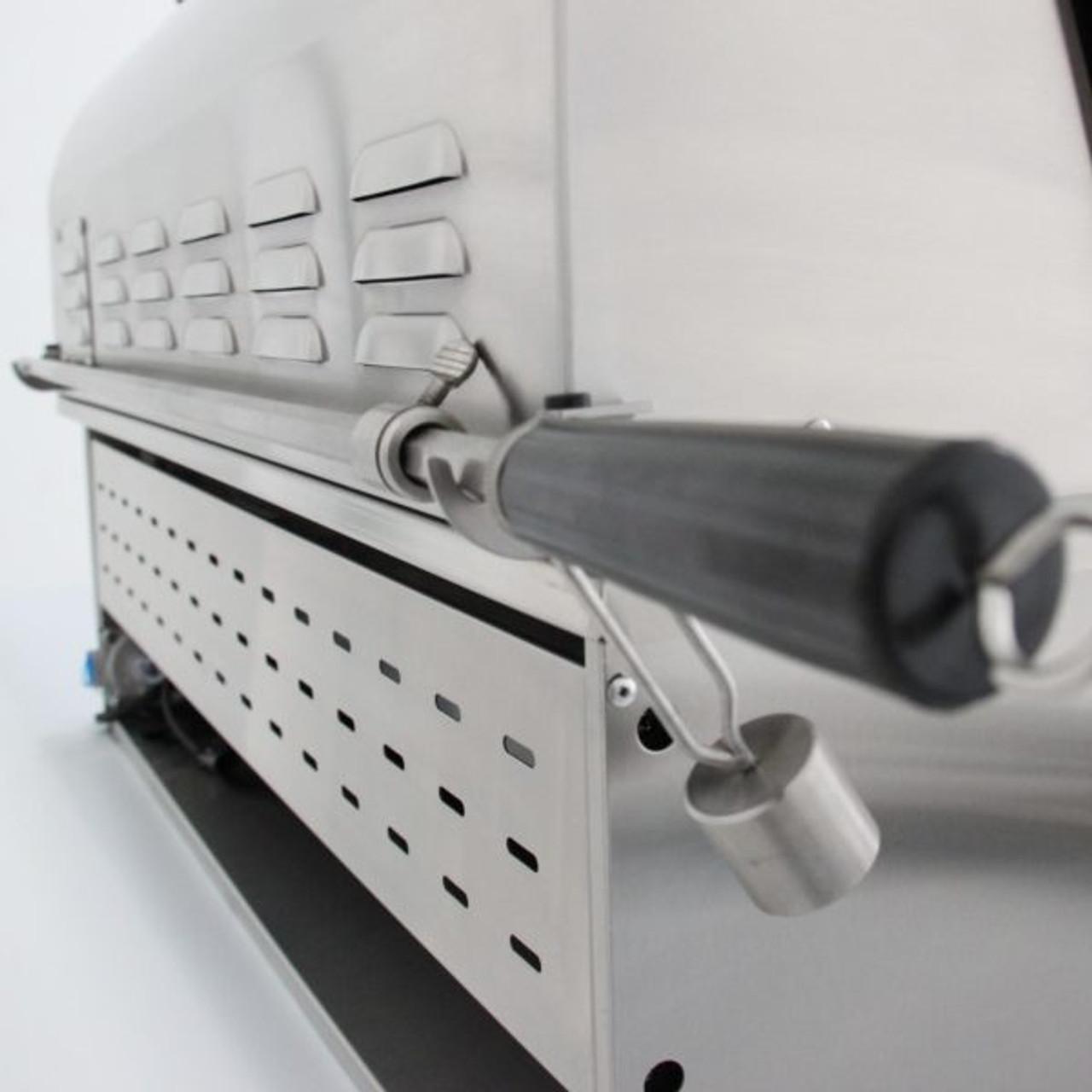 Blaze 4 Burner Professional Built-In Propane Gas Grill