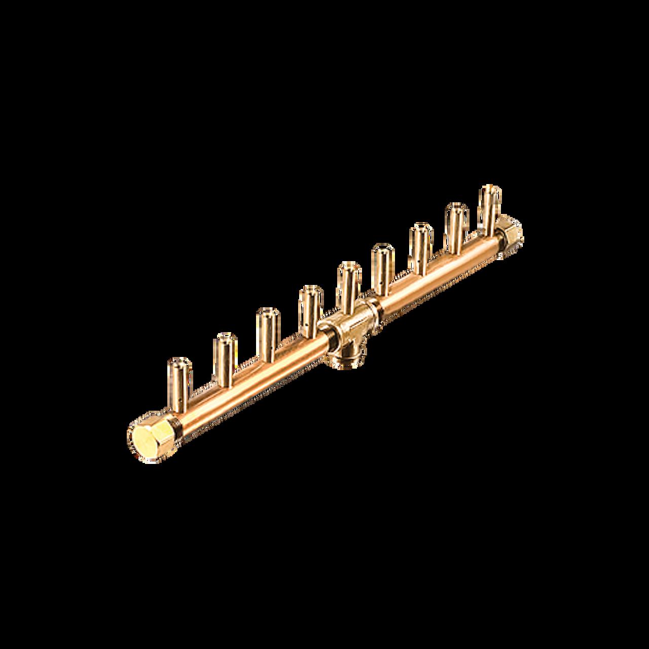 CROSSFIRE CFBL90 Linear Brass Burner