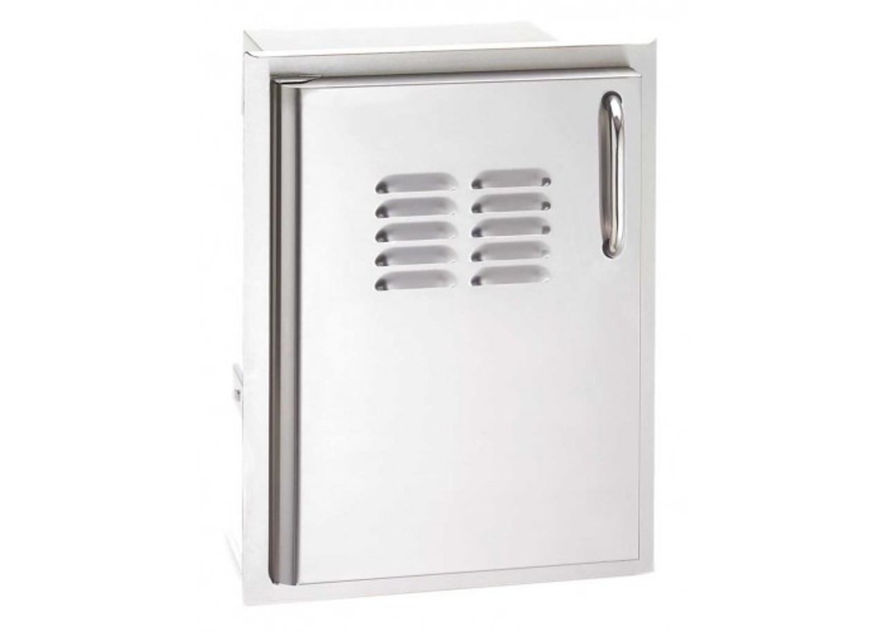 Firemagic  20 x 14 Single Access Door with Tank Tray and Louvers - 33820-TSL /TSR