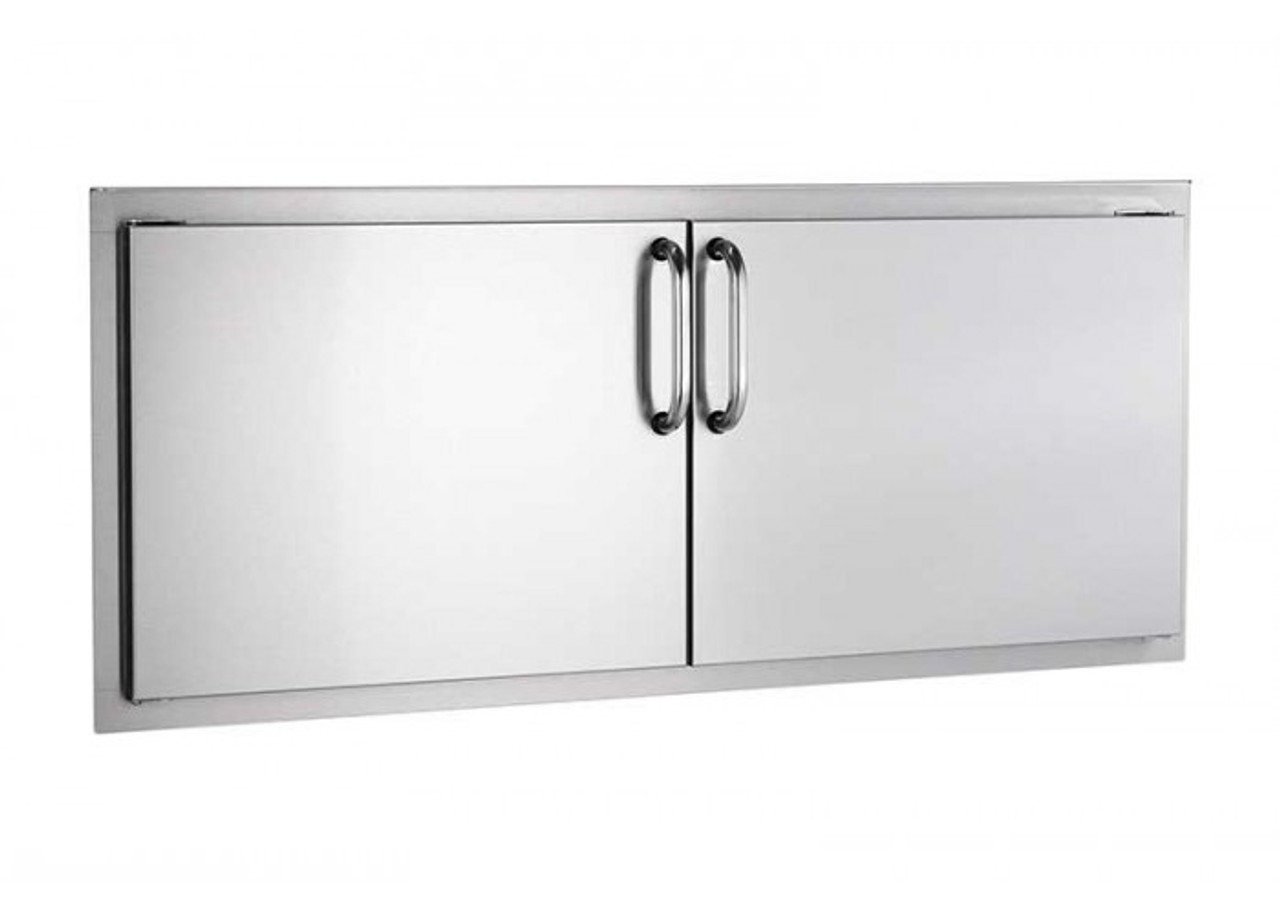 Firemagic 16 x 38 Double Access Doors (Reduced Height) - 33938S