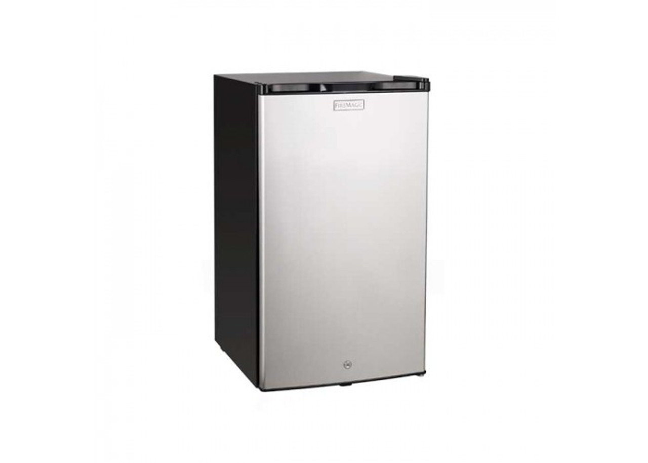 Firemagic Refrigerator, 4 Cubic Foot with Locking Door - 3598