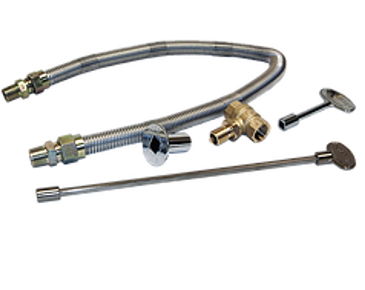 CROSSFIRE CFBO140 Octagonal Brass Burner