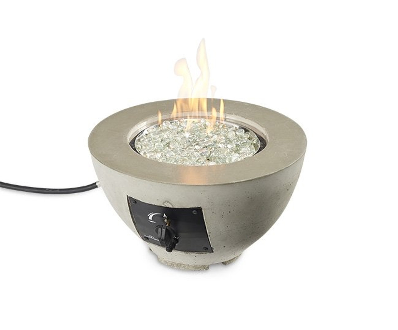"Outdoor Greatroom Cove 12"" Gas Fire Pit Bowl"