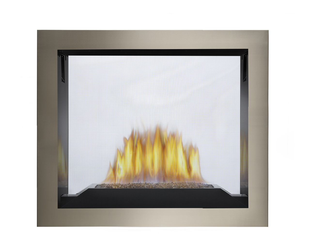 Napoleon HD81 See Thru Direct Vent Gas Fireplace - HD81NT-1