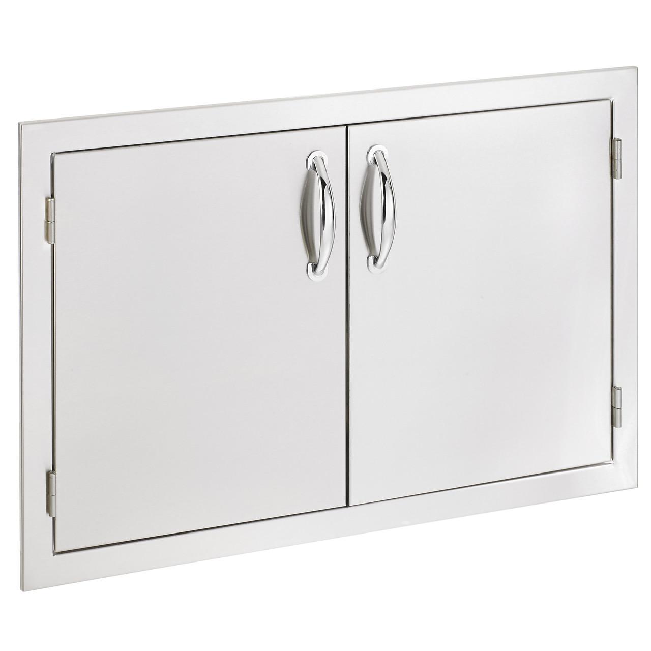 """Summerset 30"""" Double Door - Stainless Steel - SSDD30"""