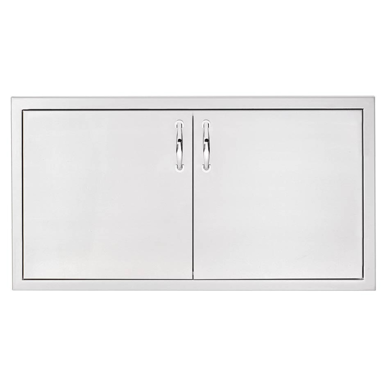 "Summerset 36"" Double Door - Stainless Steel - SSDD-36"