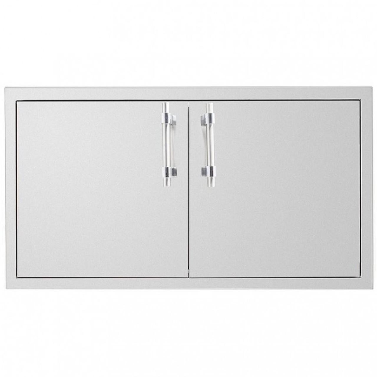 """Summerset 36"""" Dry Storage 2-Drawer Cabinet w/Door - Storage Drawers - SSDS-36AC"""