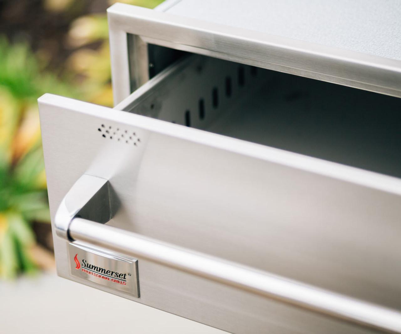"""Summerset 36"""" Warming Drawer - Storage Drawers - SSWD36"""