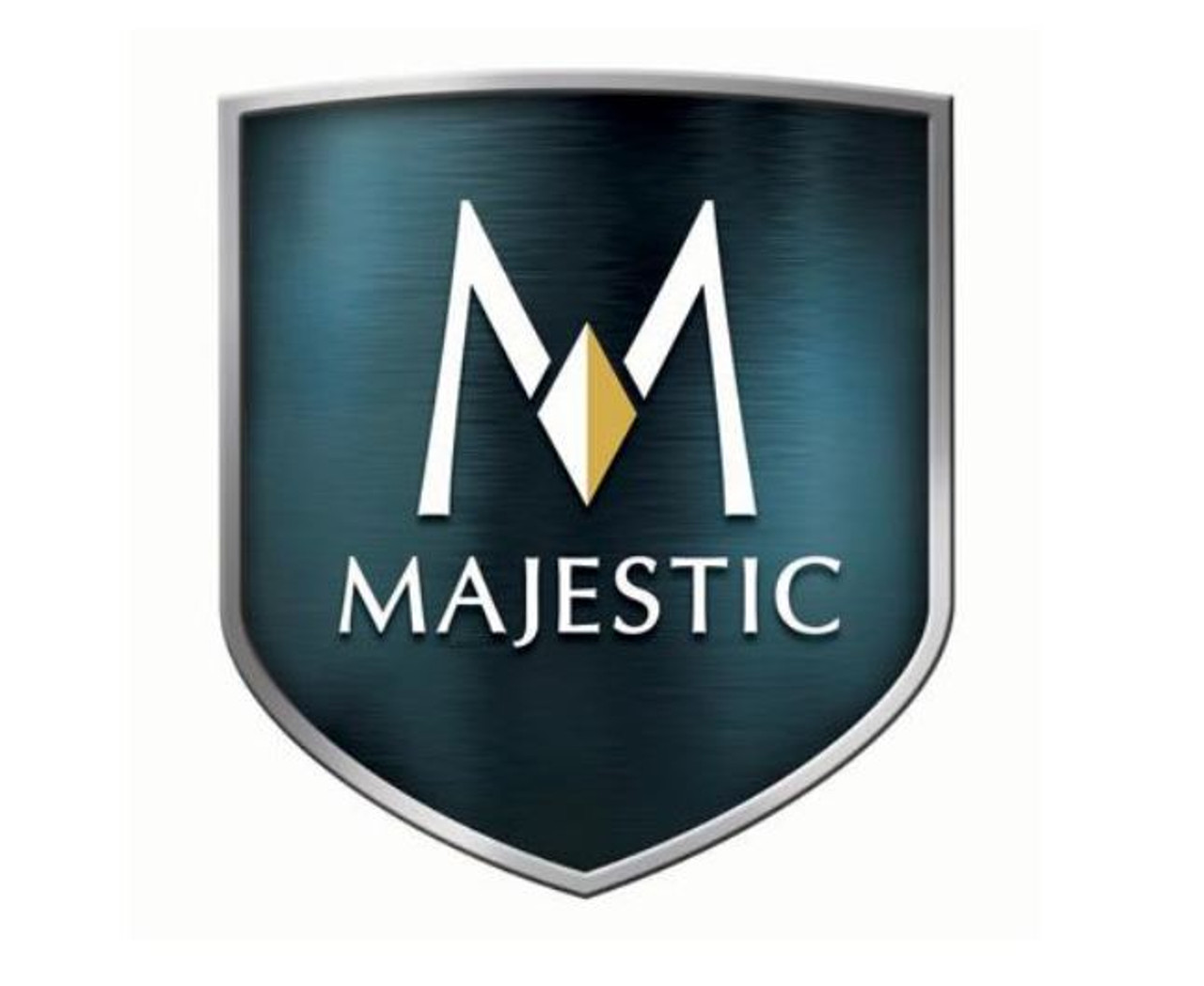 "Majestic  24"" Length Round Rigid Pipe - 6GV24 (Gas Fireplace - 6"" B-Vent)"