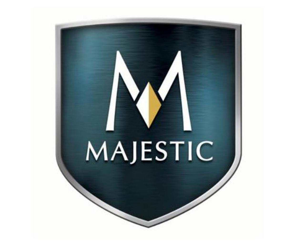 "Majestic  48"" Length Round Rigid Pipe - 6GV48 (Gas Fireplace - 6"" B-Vent)"