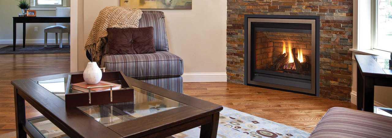 Regency Panorama® P33 & P33E Small Gas Fireplace